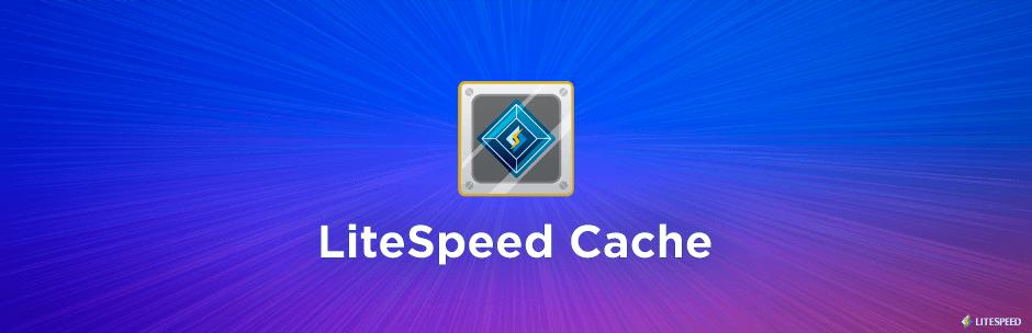 Capa oficial do LiteSpeed Cache